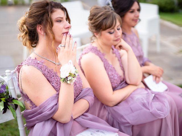 Il matrimonio di Manuel e Jessica a Terracina, Latina 25