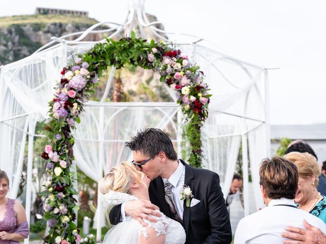 Il matrimonio di Manuel e Jessica a Terracina, Latina 26