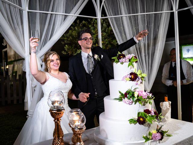 Il matrimonio di Manuel e Jessica a Terracina, Latina 51
