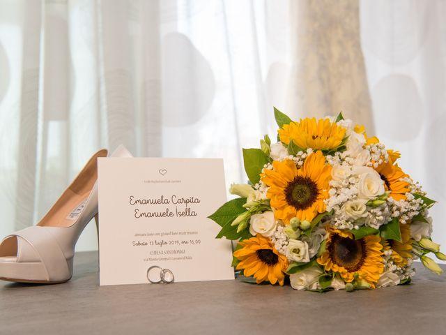 Il matrimonio di Emanuele e Emanuela a Fara Gera d'Adda, Bergamo 13