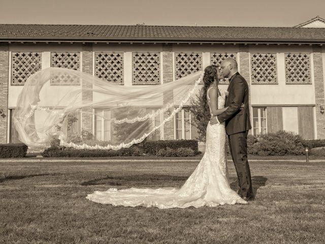 Il matrimonio di Emanuele e Emanuela a Fara Gera d'Adda, Bergamo 26