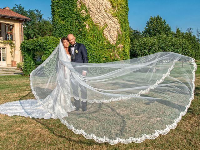 Il matrimonio di Emanuele e Emanuela a Fara Gera d'Adda, Bergamo 27