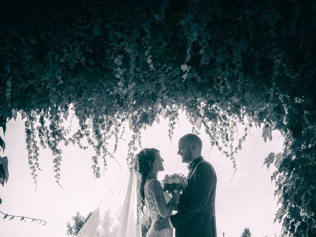 Il matrimonio di Emanuele e Emanuela a Fara Gera d'Adda, Bergamo 28