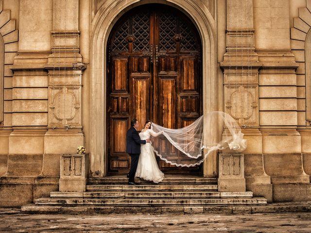 Il matrimonio di Rocco e Angela a Reggio di Calabria, Reggio Calabria 1