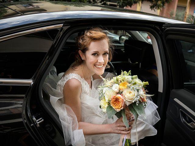 Il matrimonio di Daniele e Chiara a Montaione, Firenze 22