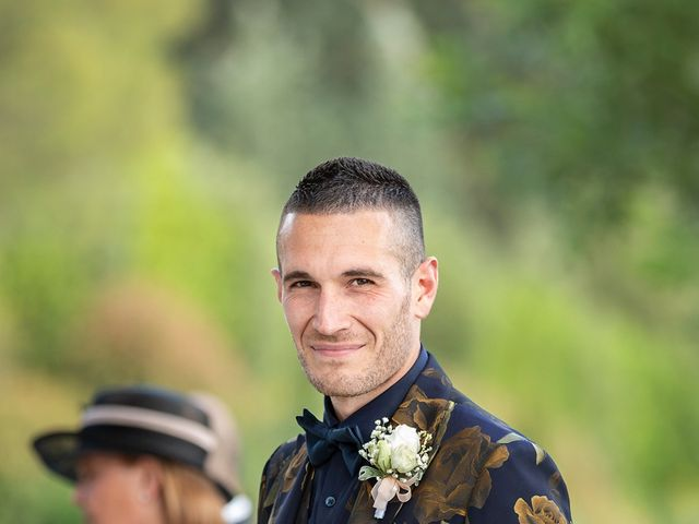 Il matrimonio di Daniele e Chiara a Montaione, Firenze 24