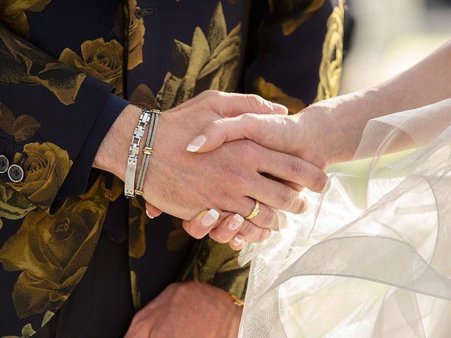 Il matrimonio di Daniele e Chiara a Montaione, Firenze 38