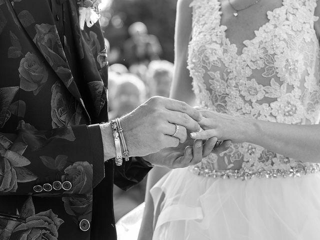 Il matrimonio di Daniele e Chiara a Montaione, Firenze 39