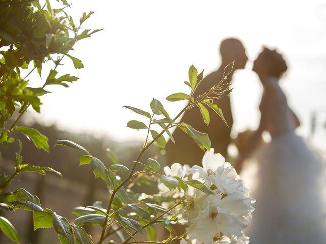 Il matrimonio di Daniele e Chiara a Montaione, Firenze 47