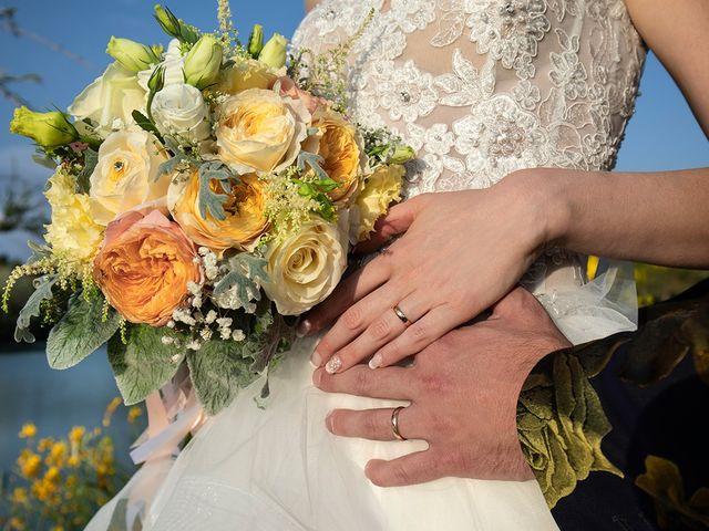 Il matrimonio di Daniele e Chiara a Montaione, Firenze 49