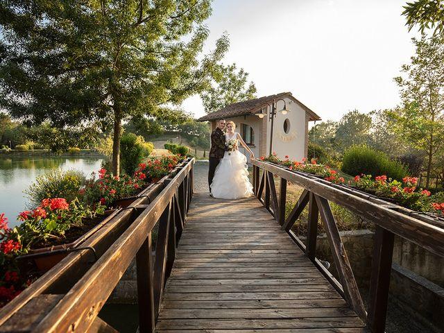 Il matrimonio di Daniele e Chiara a Montaione, Firenze 52