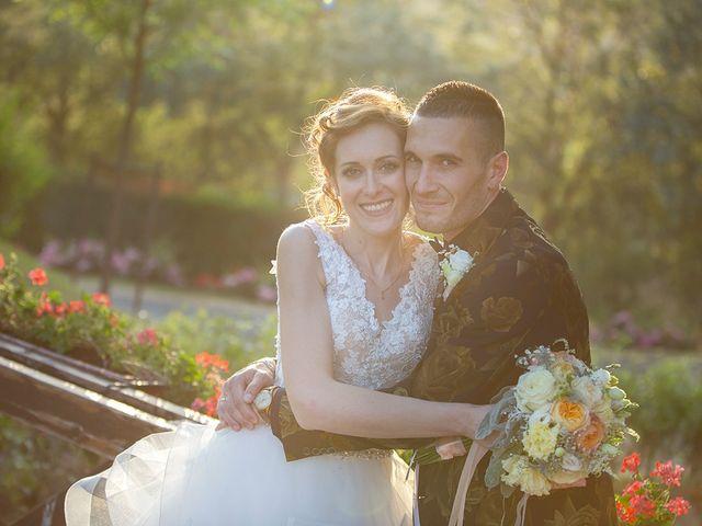 Il matrimonio di Daniele e Chiara a Montaione, Firenze 53