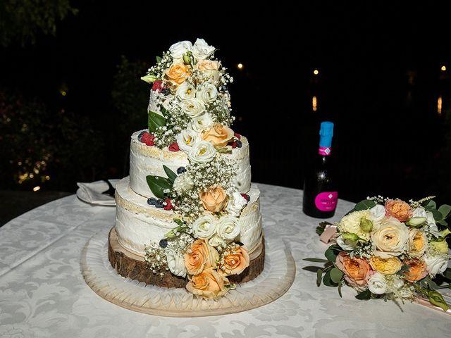 Il matrimonio di Daniele e Chiara a Montaione, Firenze 65