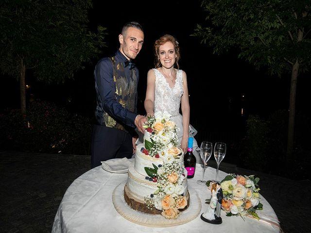 Il matrimonio di Daniele e Chiara a Montaione, Firenze 69