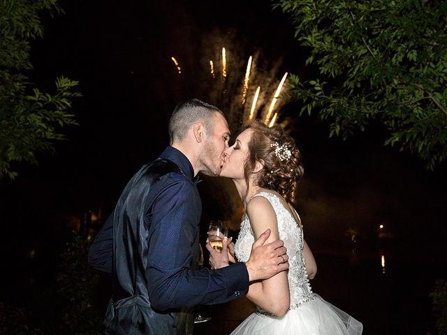 Il matrimonio di Daniele e Chiara a Montaione, Firenze 71