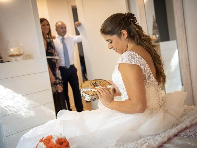 Il matrimonio di Francesco e Valentina a Schio, Vicenza 10