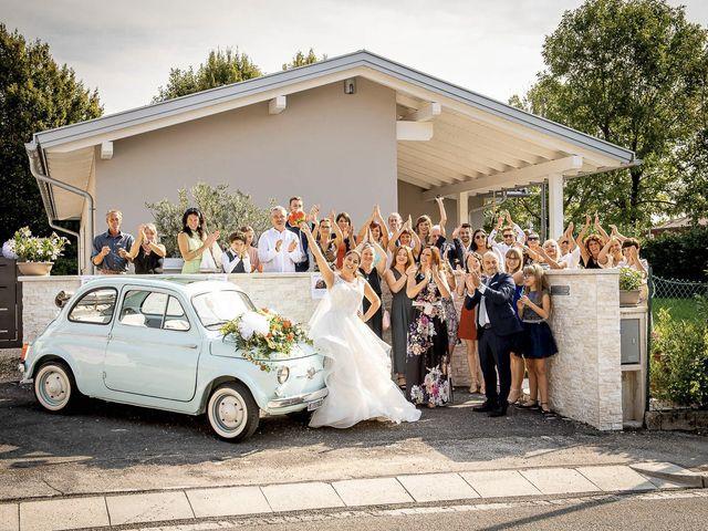 Il matrimonio di Francesco e Valentina a Schio, Vicenza 13