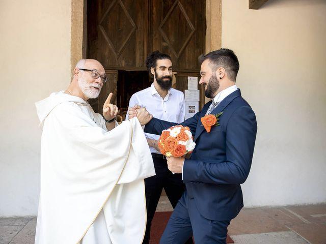 Il matrimonio di Francesco e Valentina a Schio, Vicenza 16