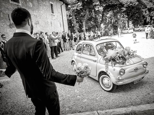 Il matrimonio di Francesco e Valentina a Schio, Vicenza 17
