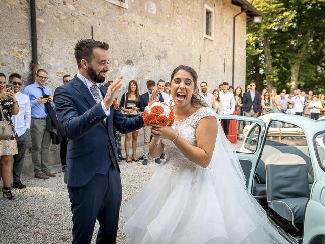 Il matrimonio di Francesco e Valentina a Schio, Vicenza 18