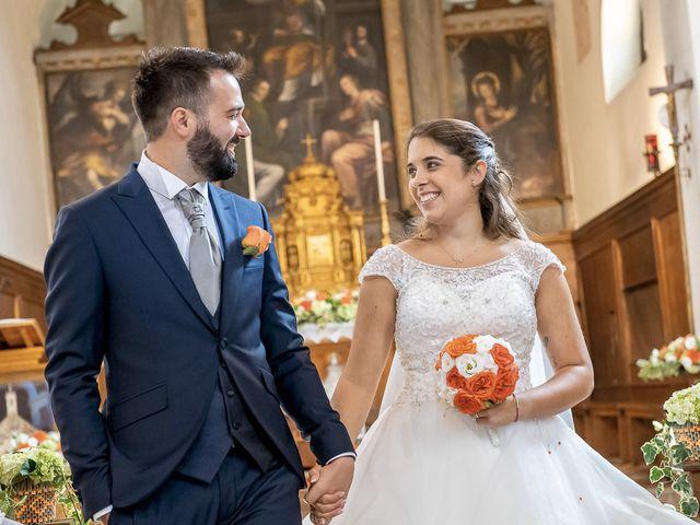Il matrimonio di Francesco e Valentina a Schio, Vicenza 25