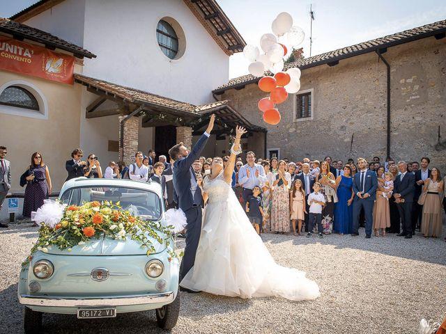 Il matrimonio di Francesco e Valentina a Schio, Vicenza 27
