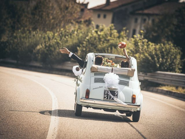 Il matrimonio di Francesco e Valentina a Schio, Vicenza 28