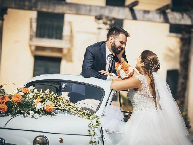 Il matrimonio di Francesco e Valentina a Schio, Vicenza 30