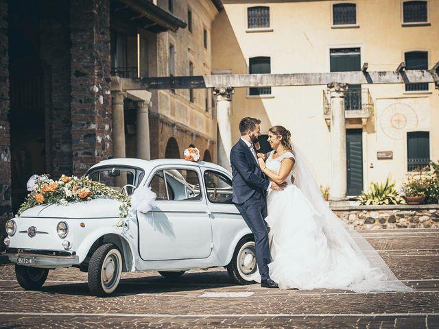Il matrimonio di Francesco e Valentina a Schio, Vicenza 31