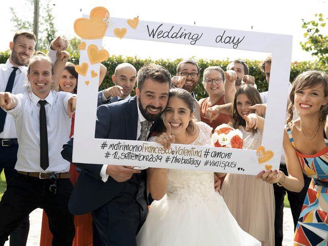 Il matrimonio di Francesco e Valentina a Schio, Vicenza 48