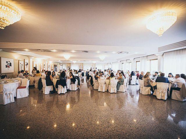 Il matrimonio di Francesco e Valentina a Schio, Vicenza 54