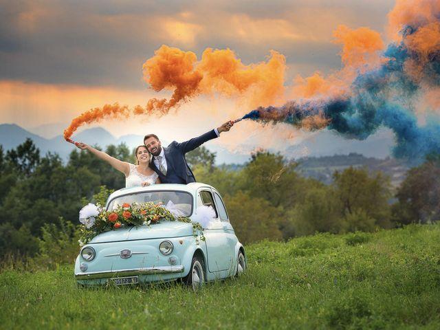 Il matrimonio di Francesco e Valentina a Schio, Vicenza 56