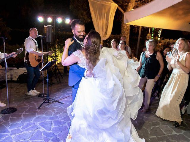 Il matrimonio di Francesco e Valentina a Schio, Vicenza 73