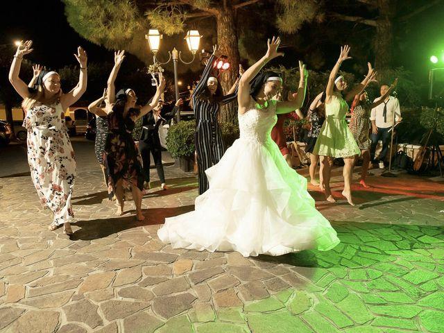 Il matrimonio di Francesco e Valentina a Schio, Vicenza 77