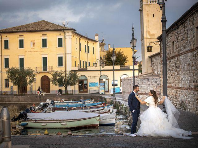 Il matrimonio di Francesco e Valentina a Schio, Vicenza 87