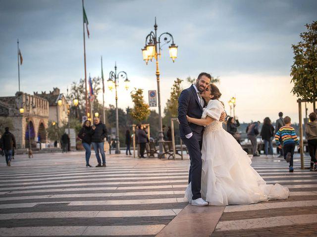 Il matrimonio di Francesco e Valentina a Schio, Vicenza 103