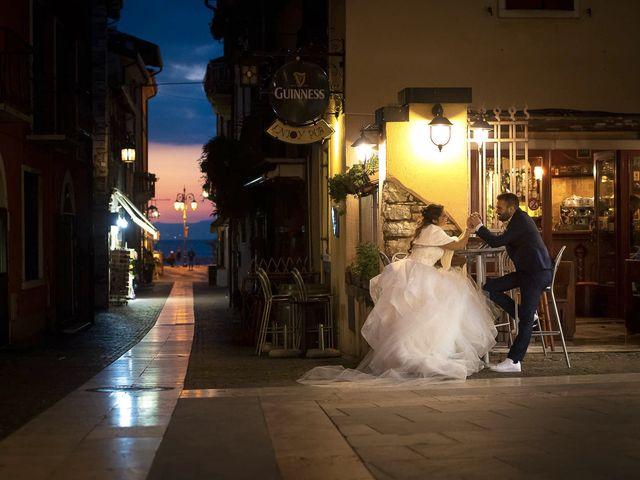 Il matrimonio di Francesco e Valentina a Schio, Vicenza 109
