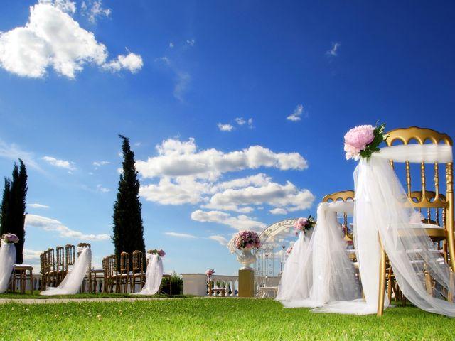 Il matrimonio di Devid e Chiara a Bassano Romano, Viterbo 5