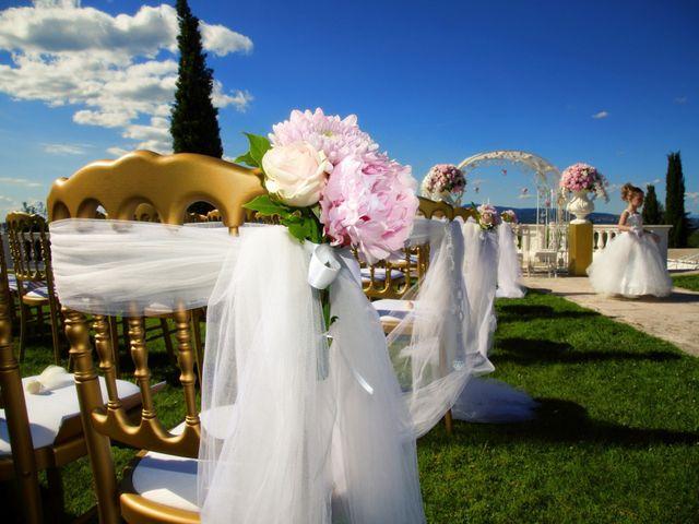 Il matrimonio di Devid e Chiara a Bassano Romano, Viterbo 6
