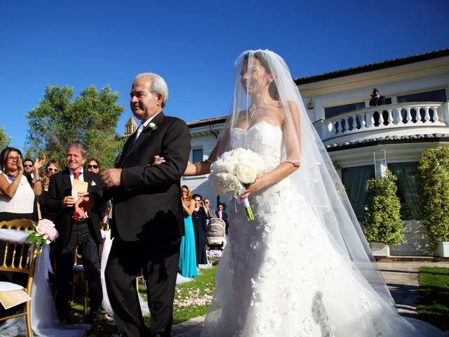 Il matrimonio di Devid e Chiara a Bassano Romano, Viterbo 9