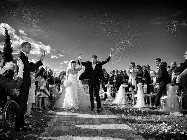 Matrimoni Bassano Romano : Reportage di nozze chiara devid casina poggio