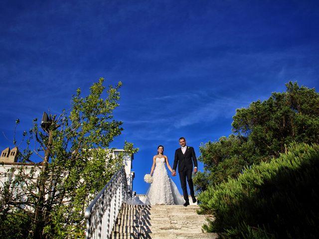 Il matrimonio di Devid e Chiara a Bassano Romano, Viterbo 18