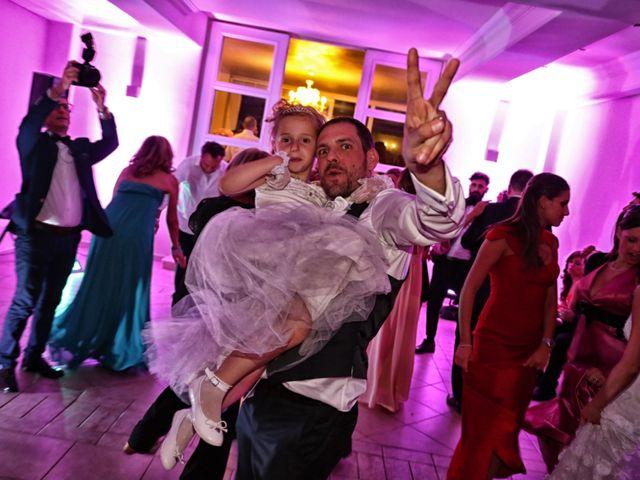 Il matrimonio di Devid e Chiara a Bassano Romano, Viterbo 28