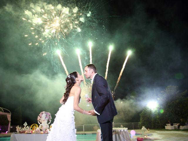 Il matrimonio di Devid e Chiara a Bassano Romano, Viterbo 43