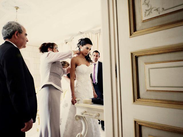 Il matrimonio di Devid e Chiara a Bassano Romano, Viterbo 54