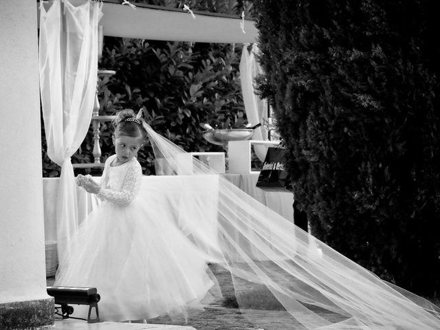 Il matrimonio di Devid e Chiara a Bassano Romano, Viterbo 66