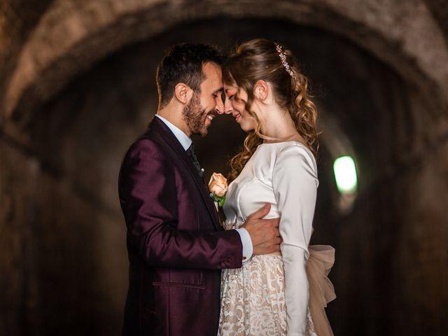 Il matrimonio di Gionatan e Francesca a Colle di Val d'Elsa, Siena 12