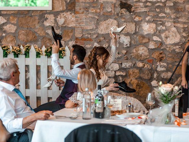 Il matrimonio di Gionatan e Francesca a Colle di Val d'Elsa, Siena 14