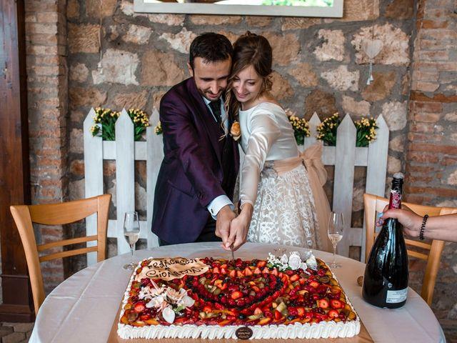 Il matrimonio di Gionatan e Francesca a Colle di Val d'Elsa, Siena 16