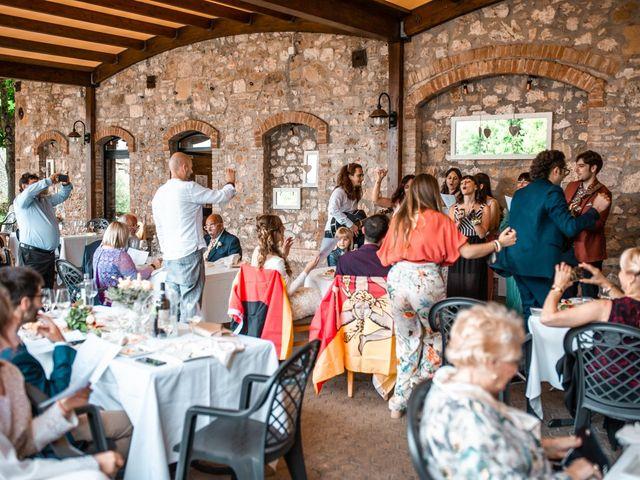 Il matrimonio di Gionatan e Francesca a Colle di Val d'Elsa, Siena 17